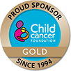 Child Cancer Site Badge